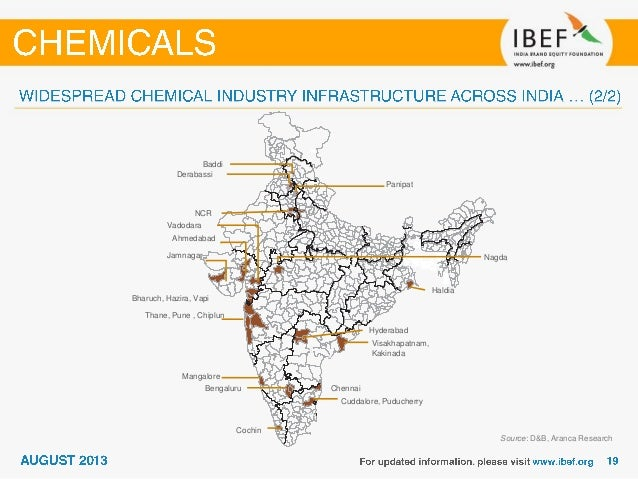 India : Chemicals Sector Report_August 2013