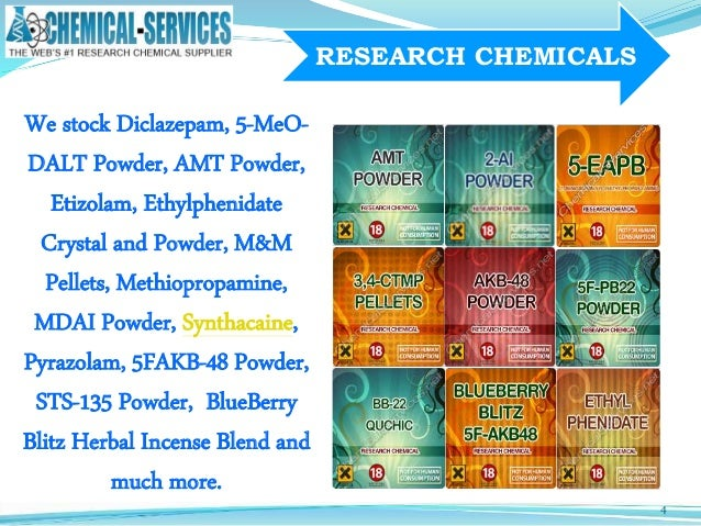 Where To Buy Research Chemicals In 2018 – Top 4 Suppliers