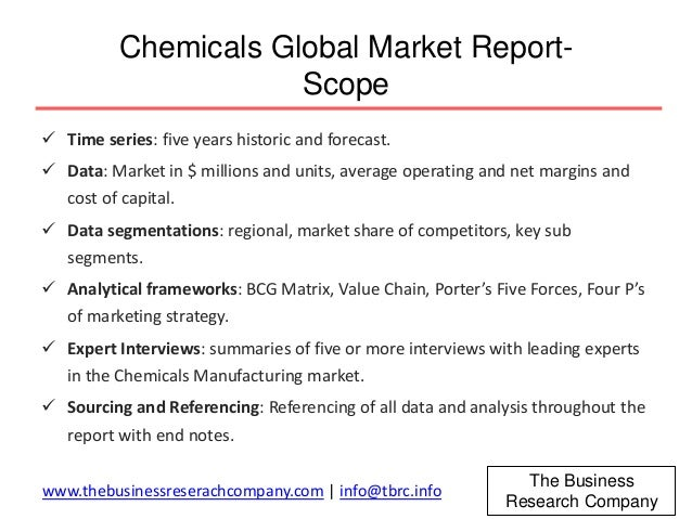a study of the viable market of chemical industry business in france Early french chemical companies include rhône pou- lenc, pechiney, and saint   and therefore is a strategic market for major global com- panies that specialize   national institute of statistic and international studies, wwwinseefr/en (mar.