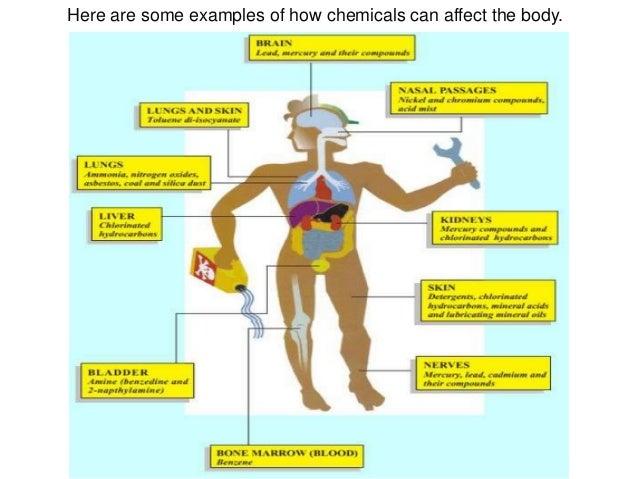 Chemicals Safety Presentation