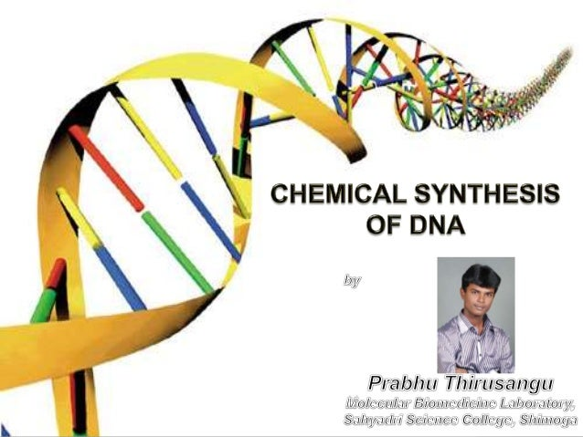 chemical synthesis of gene Artificial gene synthesis, sometimes known as dna printing is a method in synthetic biology that is used to create artificial genes in the laboratory.