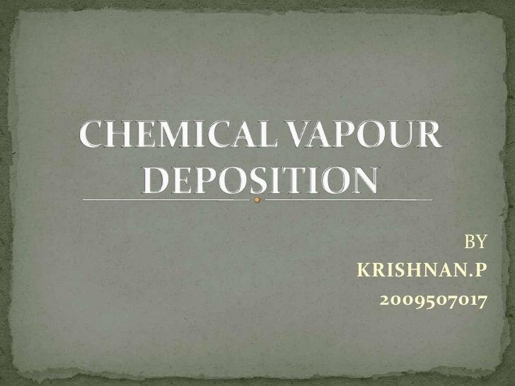 BYKRISHNAN.P  2009507017