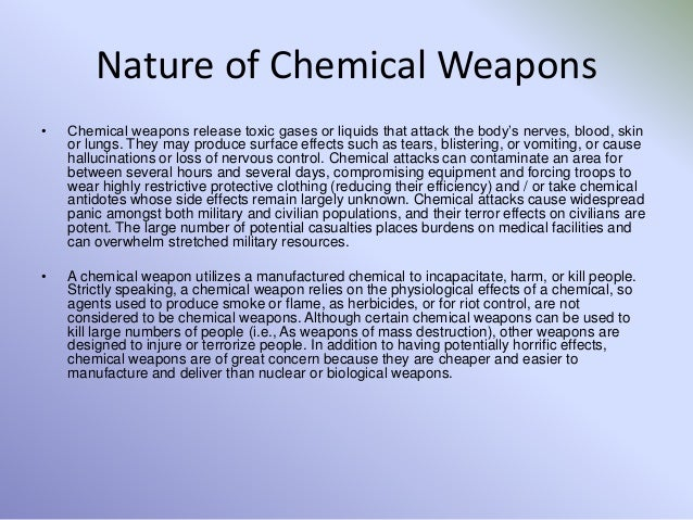 Examples List on Biological Warfare