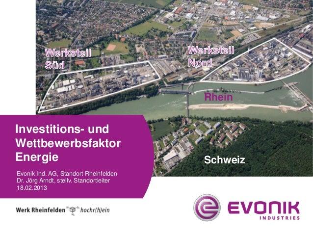 RheinTitelfolie mit Bildund   Investitions-   WettbewerbsfaktorKarum nescioquid   Energielubet iocari.                    ...