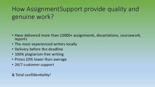 Expert assignment writers chemistry