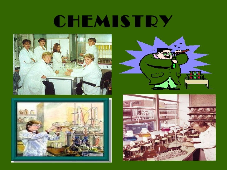Are we heading for a world without chemists?