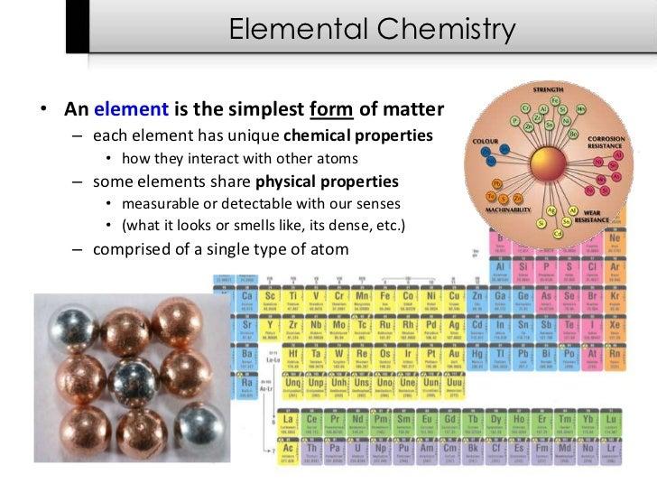 Chemistry Basics Slide 3
