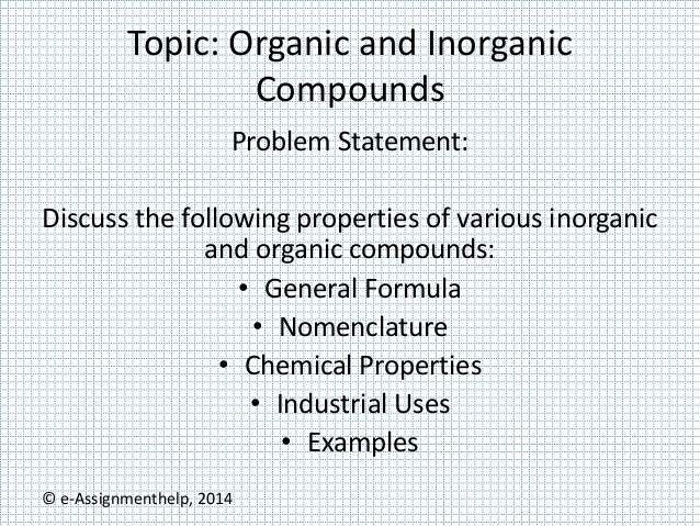 Organic chemistry homework assignment help