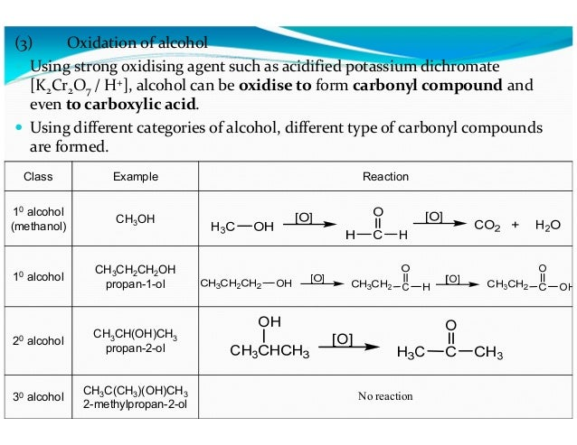 Oxidation of secondary alcohols to ketones