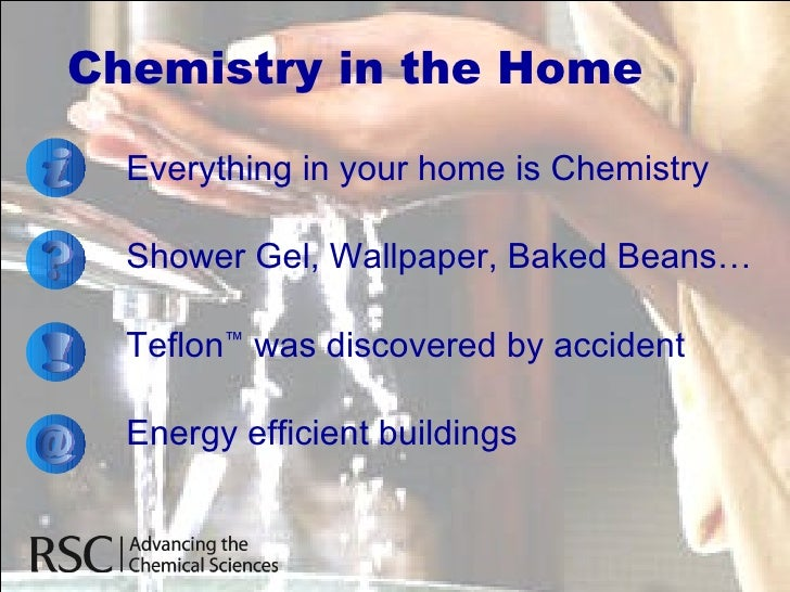 Chemistry in our life