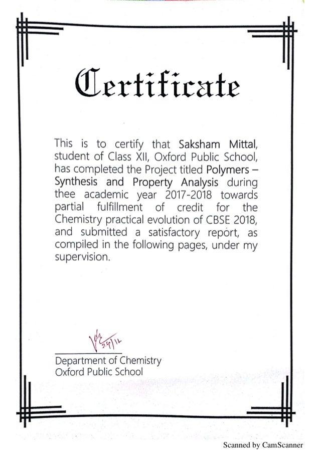 Chemistry investigatory project class 12 saksham chemistry investigatory project class 12 saksham 1 scanned by camscanner 2 malvernweather Choice Image