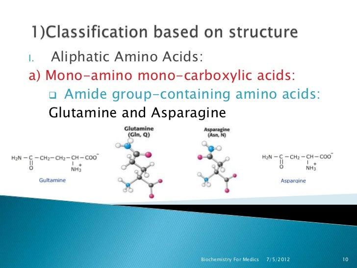 chemistry of amino acids pdf