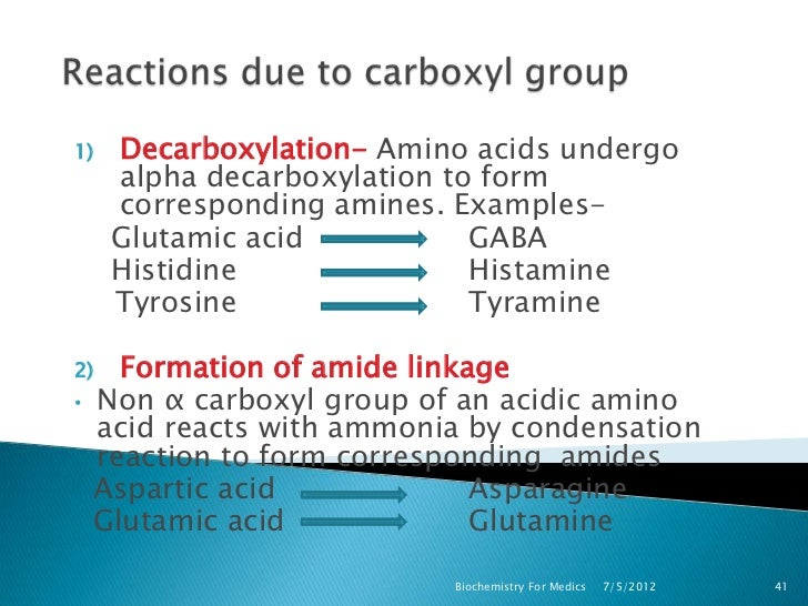 Chemistry of amino acids | 728 x 546 jpeg 104kB