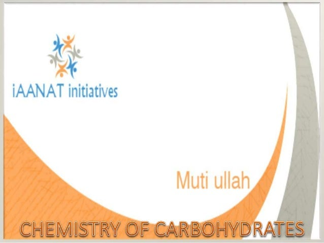 CARBOHYDRATES • Aldehyde or Ketone derivatives of polyhydroxy alcohols. General formula (CH2O)n
