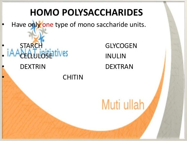 HETRO POLYSACCHARIDES MUCO POLY SACCHARIDES • Also known as Glycosaminoglycan. • Hyaluronic Acid,Chondriotin sulfate, Hepa...