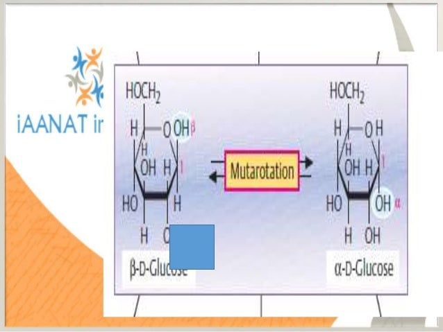 Chemistry of carbohydrates and isomerism