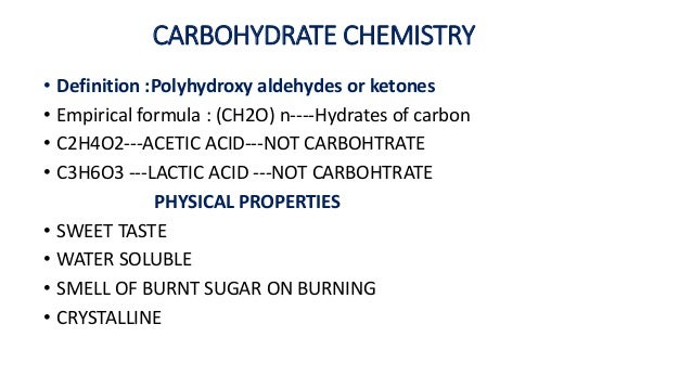 Chemistry of carbohydrates final carbohydrate chemistry publicscrutiny Gallery