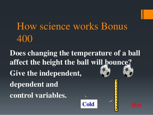 Chemistry Of Life Jeopardy