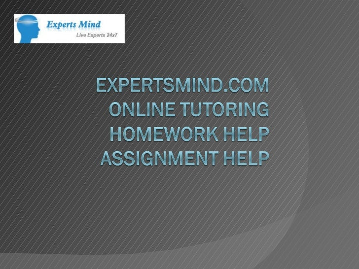 Homework Help Online | Best Homework Helper to Solve Homework Problems