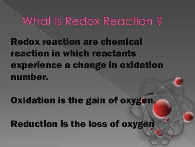 No   Definition                  Oxidation      Reduction1    Oxygen Transfer             Gain O (+)     Lose O (-)2    Hy...