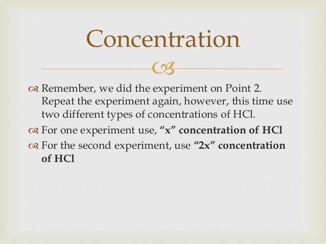  Explosive Combustion  We know that increasing the temperature, concentration and surface area of a substance can increa...
