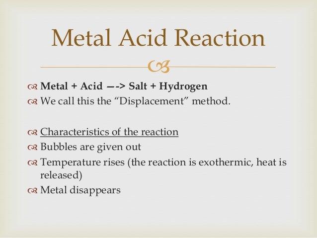   Acidic Oxides (Acid Anhydrides)  element-oxygen (E–O) bond not broken on  dissolution  either  an E – O – E group ...