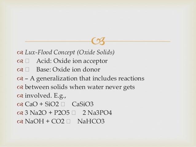 Example: CuO(s) + H2SO4(aq) => CuSO4(aq) + H2O(l) CuCO3(s) + H2SO4(aq) ==> CuSO4(aq) + H2O(l) + CO2 (g)