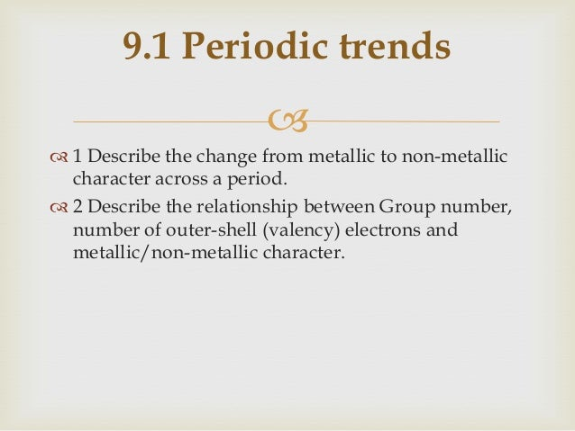  Predict the properties of other elements in Group VII  The trend will continue here and:  Melting and Boiling Points w...