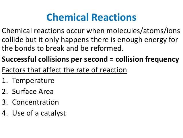 Chemistry Revision Igcse
