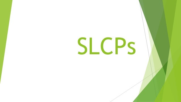 SLCPs