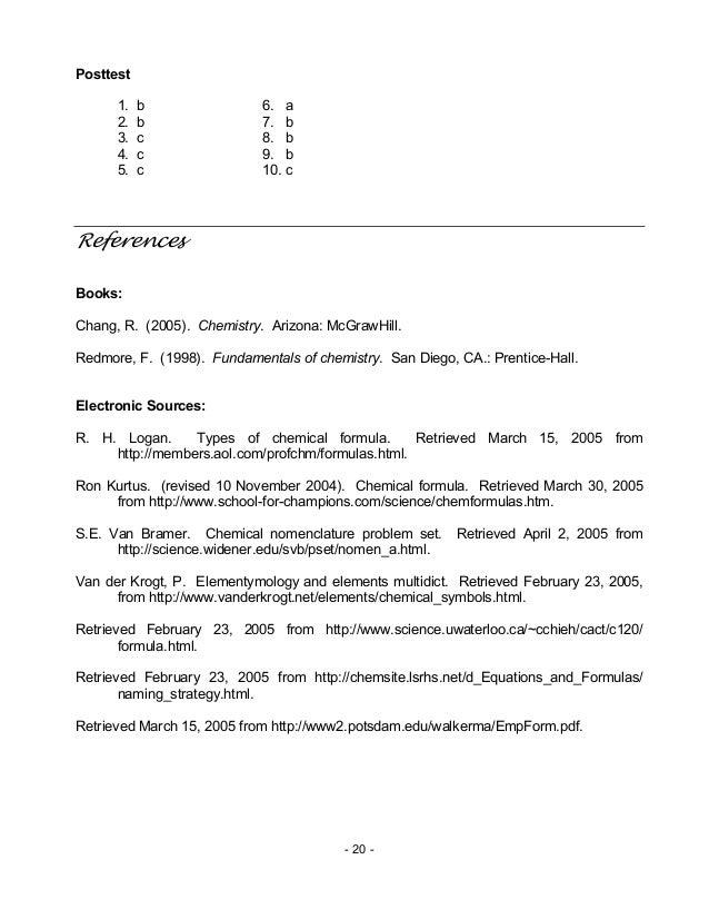 Chem m12 chemical nomenclature – Inorganic Nomenclature Worksheet