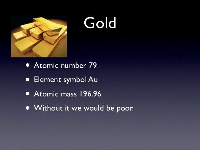 Chem periodic table gold urtaz Gallery