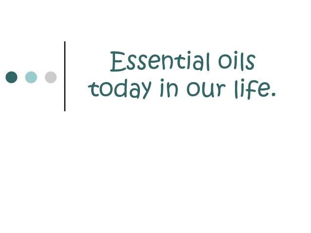chemistry of essential oils pdf