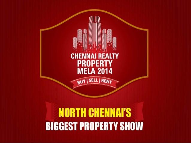 Chennai Property Show - 2014