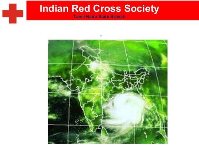 Indian Red Cross Society Tamil Nadu State Branch .