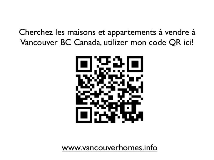 Chercher les maisons et appartements vendre vancouver for Maisons et appartements