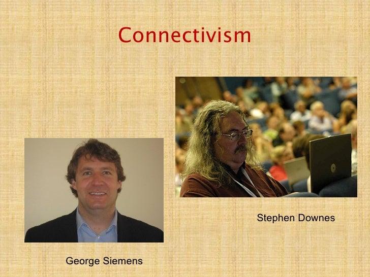 Коннективізм• робить акцент на використанні Web 2.0, вмінню  вчитися.• заохочує учнів досліджувати нові способи  сприйнятт...