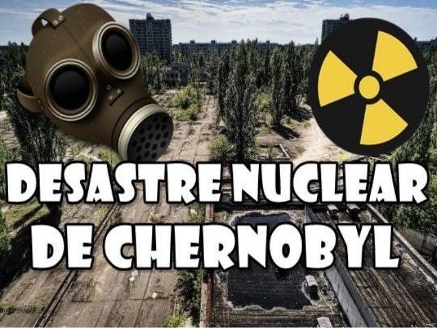 O desastre de Chernobyl foi um acidente nuclearO desastre de Chernobyl foi um acidente nuclear catastrófico que ocorreu em...