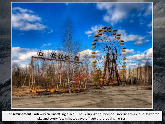 Powerpoint Chernobyl Years After The Nuclear Disaster