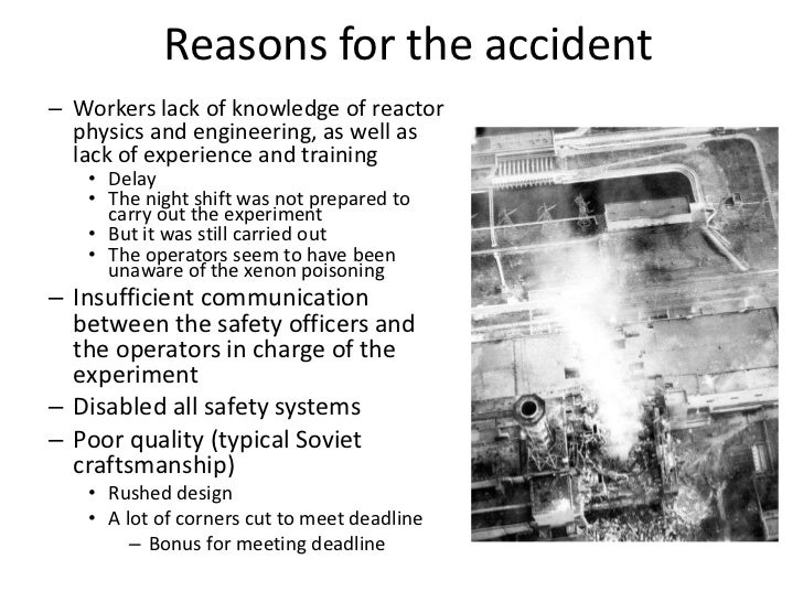 chernobyl disaster facts in hindi