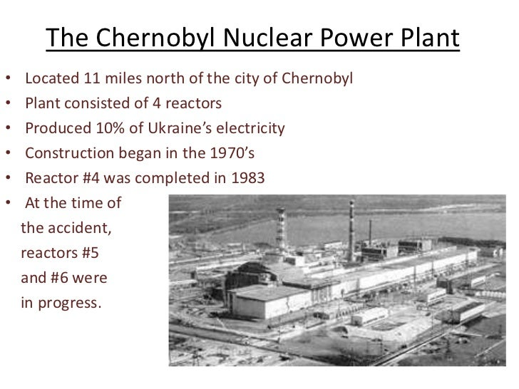 an analysis of the chernobyl nuclear disaster A brand-new theory of the opening moments during the chernobyl disaster, the most severe nuclear accident in history, based on additional analysis is presented for.