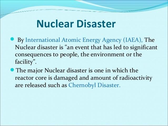 Chernobyl disaster Slide 2