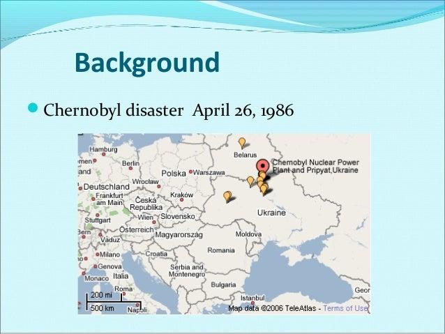 Chernobyl disaster Slide 3