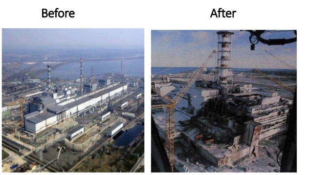 Chernobyl Disaster 1986 PPT By Gokul V Mahajan.