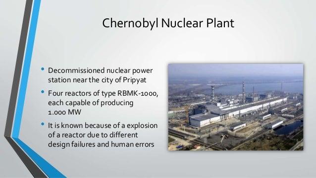chernobyl essay questions