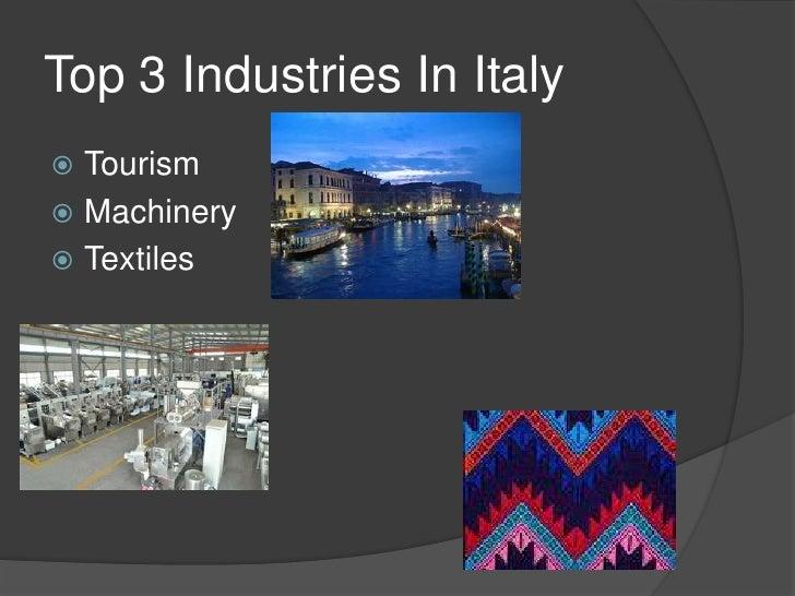 Italy business custom essay