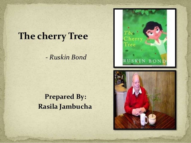 the trees by ruskin bond summary