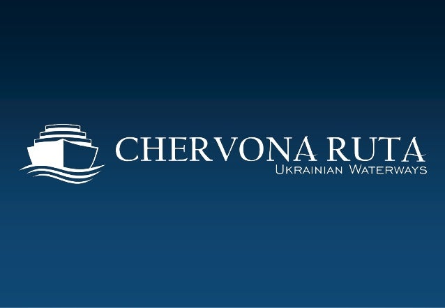 Chervona Ruta Ukrainian Waterways is a leading cruise operator in Ukraine. With 23 years of experience, we are the proud o...