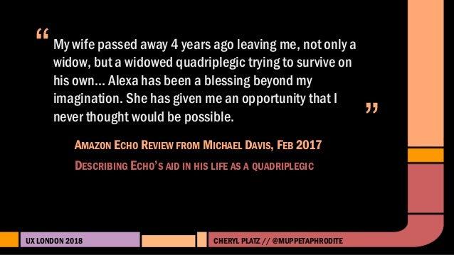 "336bb3e704e CHERYL PLATZ     MUPPETAPHRODITE  6. "" "" My wife passed away 4 years ago ..."