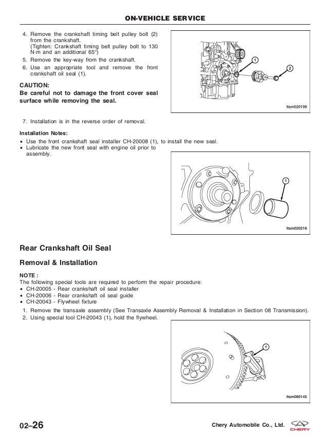 Chery orinoco m11-service manual